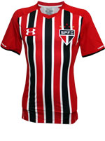 Camisa SPFC 2015 Performance Under Armour Listrada
