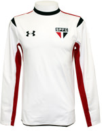 Moletom SPFC 2015 Under Armour Branco