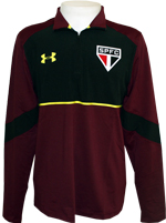 Moletom Under Armour SPFC 2016